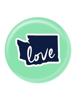 Washington State Love Magnet