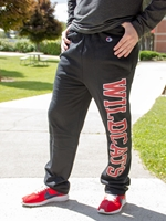 Open Bottom Sweatpant w/ Wildcats Logo
