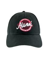Black CWU Alumni hat