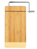 Bamboo Cheese Cutting Board (Customizable)