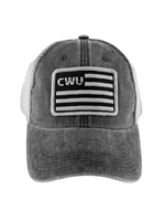 Gray CWU Trucker Hat