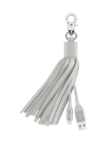 Belkin Lightning to USB Leather Tassel