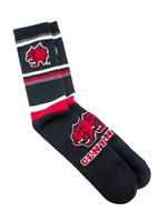 CWU Wildcats Tube Sock
