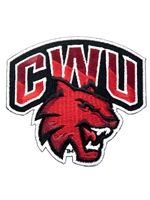 CWU Wildcats Patch