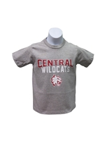Central Wildcats Youth Tshirt