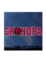 CWU Grandpa Decal