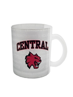 *Central Frosted Mug