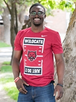 Wildcat Nike Football Tshirt