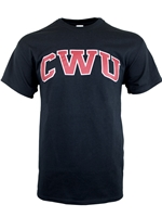 CWU Black T Shirt