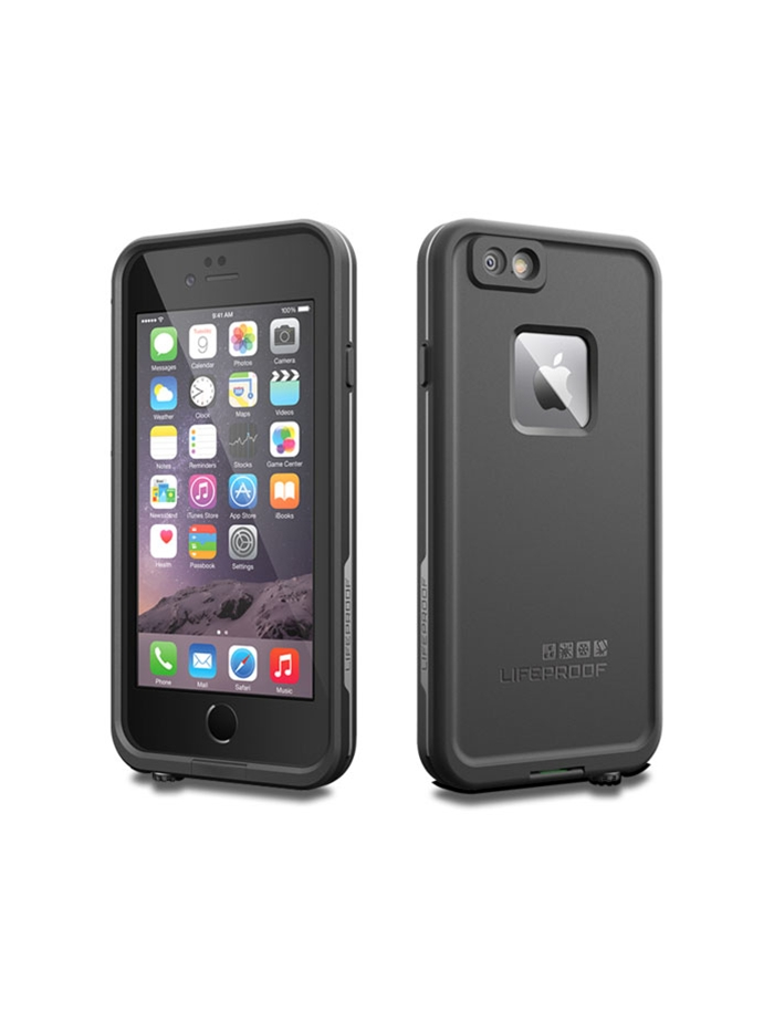 new styles 11c07 5aa9a LIFEPROOF FRE IPHONE 6/6S BLACK Lifeproof Fre Iphone 6/6s Black