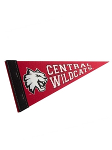Central Wildcats Pennant