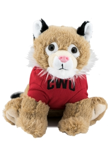 Wellington the Wildcat Plush
