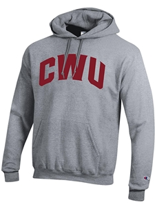 CWU Gray Champion Hood