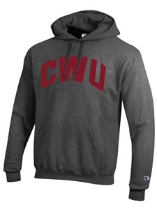 Basic Hood Graphite/Crimson CWU Sweatshirt
